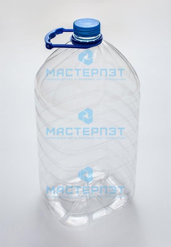 Бутылки 1,5л-5л Широкое горло